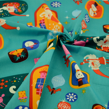 Diy Crafts Sewing Quilting Colorful Handmade printed design Cotton Fabric By The Yard