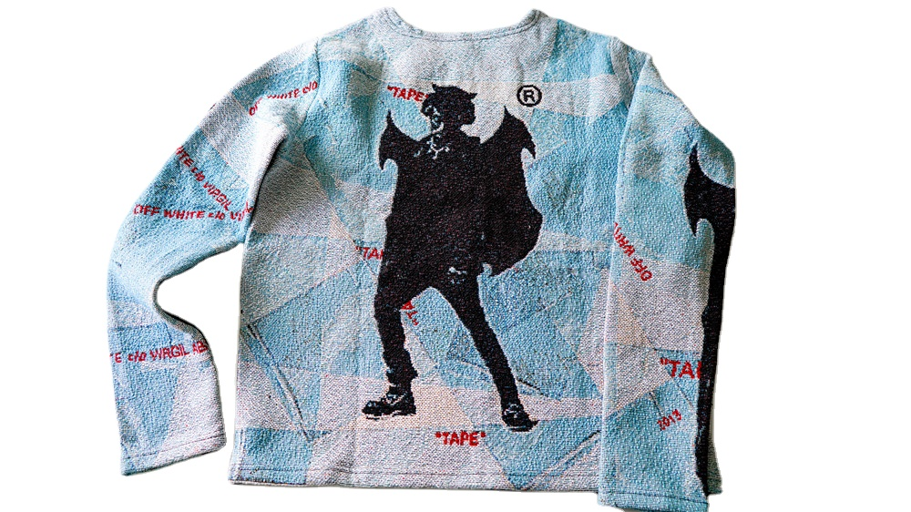 Wearable Art Tapestry Soft Tapestry sweater and pants American Size