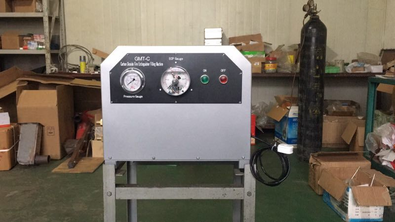 Dioxide Fire Extinguisher Co2 Filling Machine for Sale Howdy Carbon