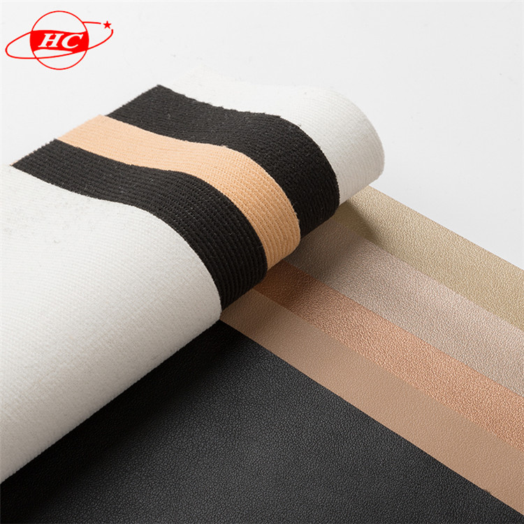 Material PVC Leather for Bag Luggage New Design China Hot Sale Waterproof Fabric PVC,100% Polyester Plaid Printed in Stock Warp
