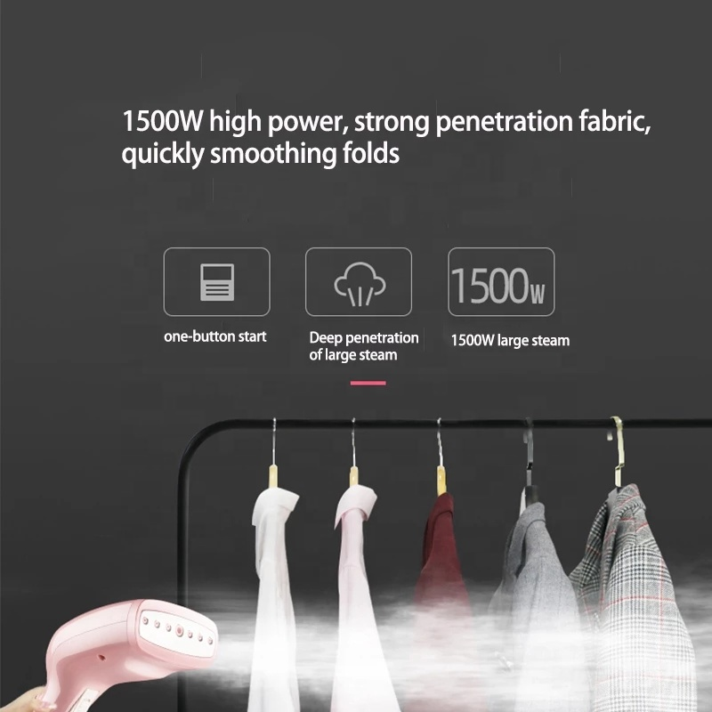 Портативный отпариватель для тканей KONKA, 250 мл, 10 секунд быстрого нагрева, 1500 Вт, мощный отпариватель для одежды для дома, путешествий, портативный паровой Утюг