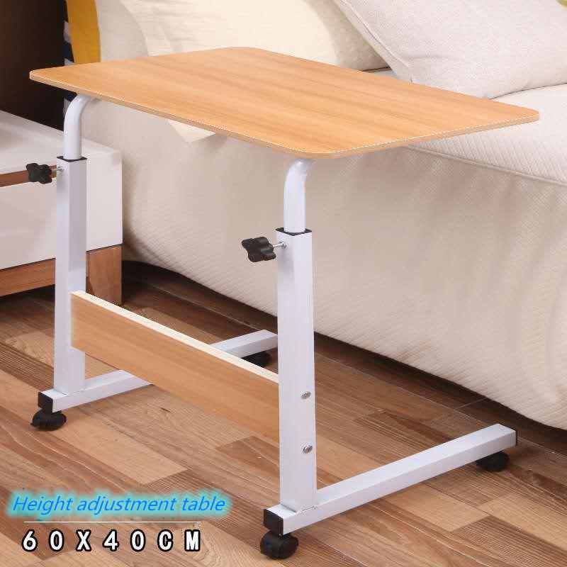 adjustable laptop desk stand portable bed work table