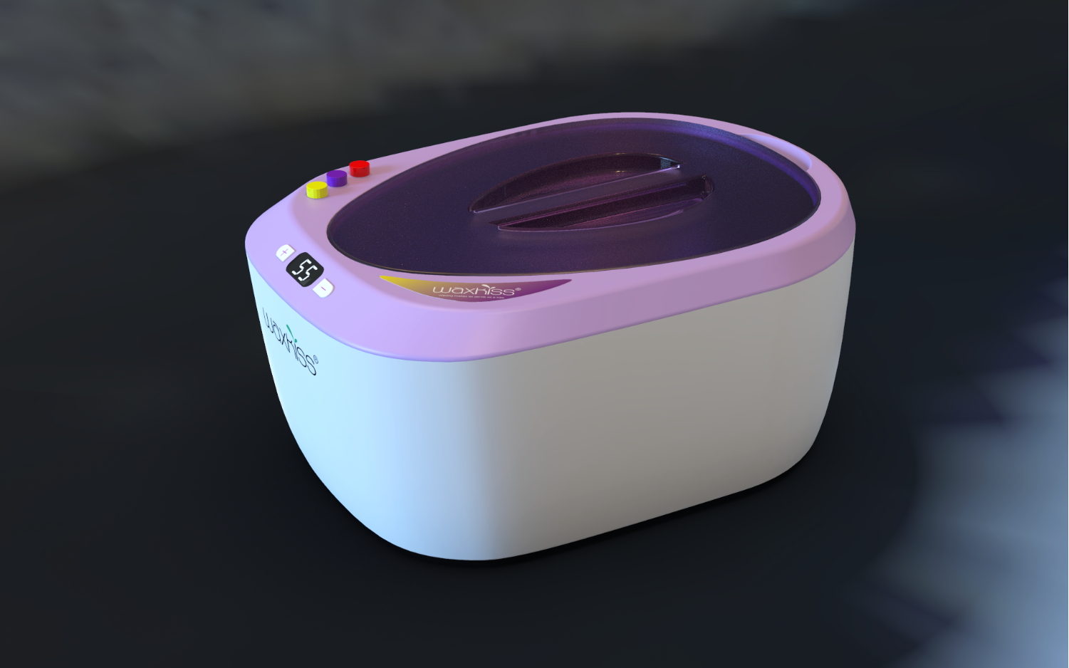 New Arrival Heater Machine 3000cc paraffin heater with essential oil hole for salon use