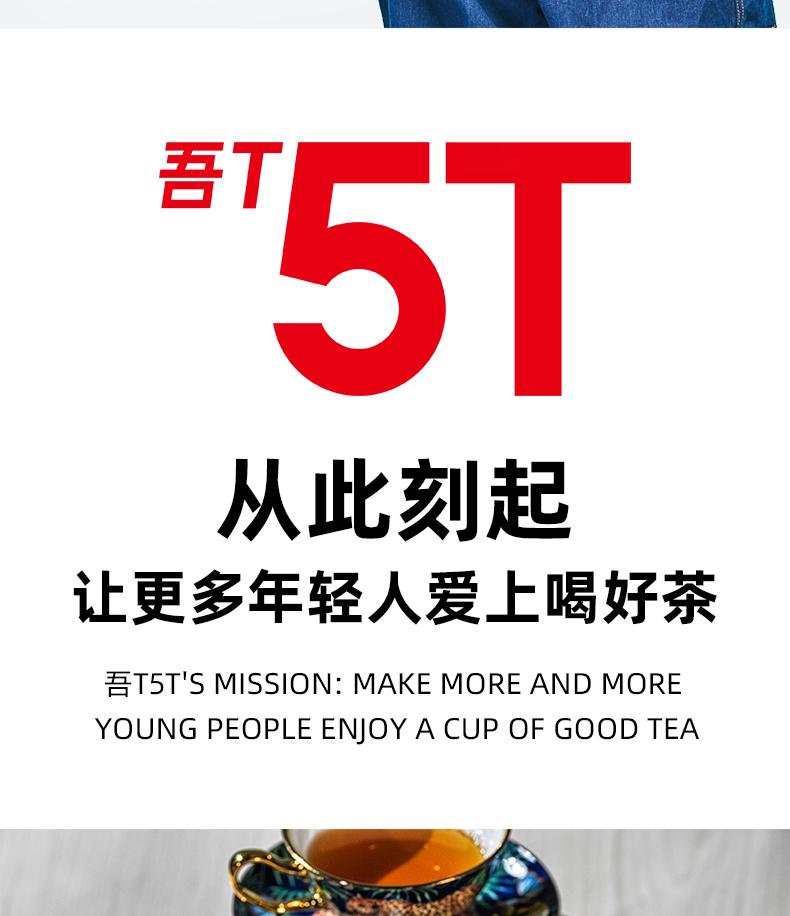 WuT5T ZhenHe White Tea-Gao Shan Shou Mei(Compressed leaf tea with individual package) 30g - 4uTea | 4uTea.com