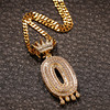 Gold with cuban chain