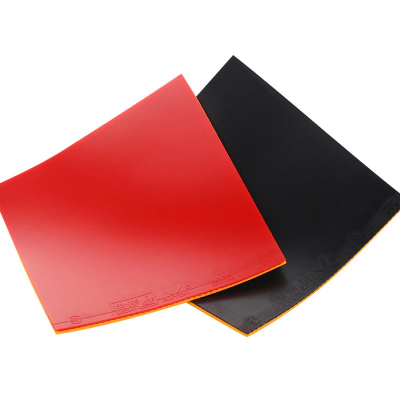 LOKI Wholesale Professional Hardness ittf Table Tennis Rubber OEM Ping pong Rubber