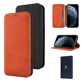 OEM custom cell phone accessories wallet case for iphone 11 leather flip cover with card holder