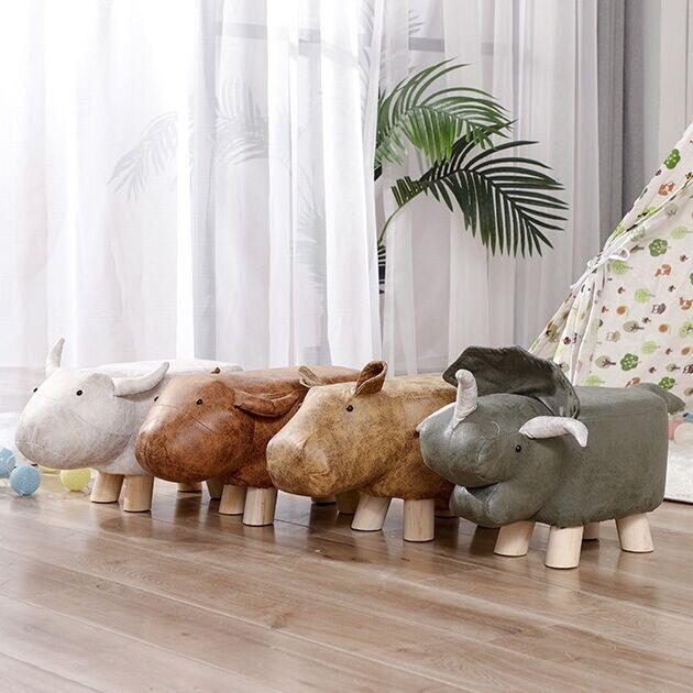 Новые товары, модная мебель для дома, детский стул из массива дерева