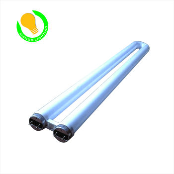 32W Triphor G13 U Shaped T8 Fluorescent Tube