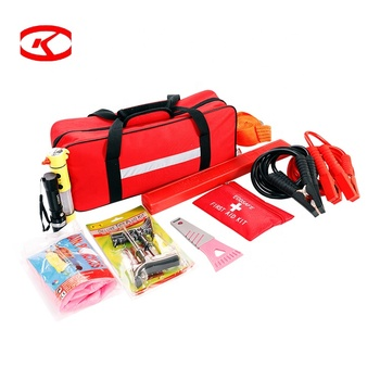 E Mark Universal Automotive Auto Emergencytools Road Roadside Tool Safety Car Emergency Kits for Automobiles