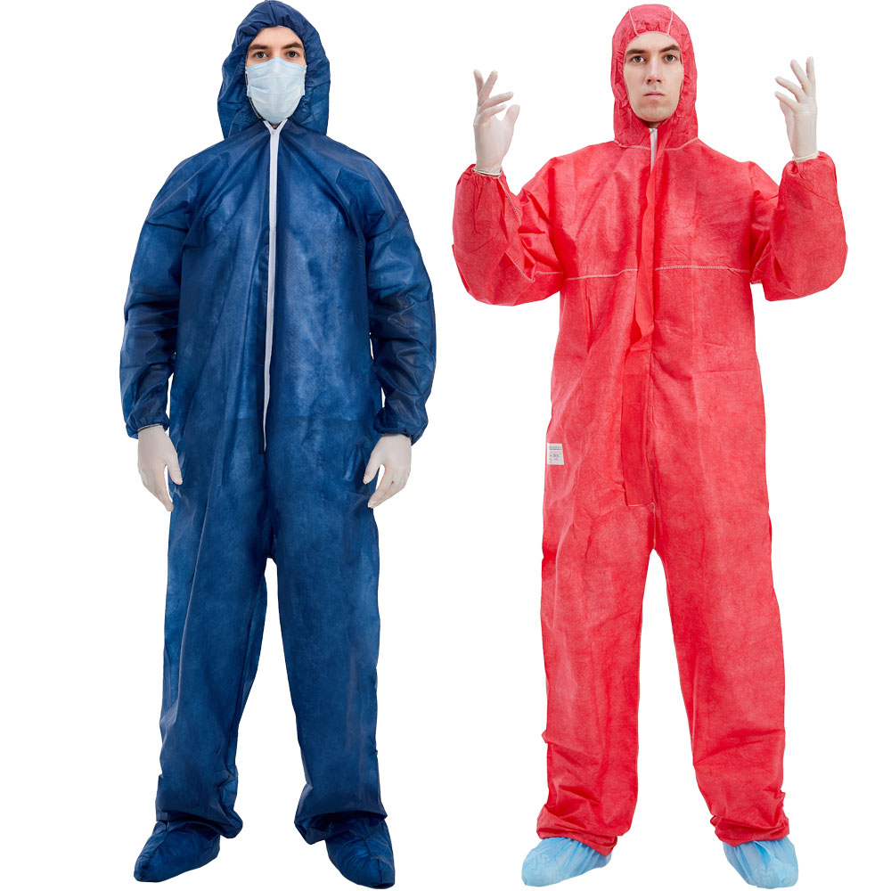 fashionable protective suit non woven winter coverall disposable - KingCare | KingCare.net