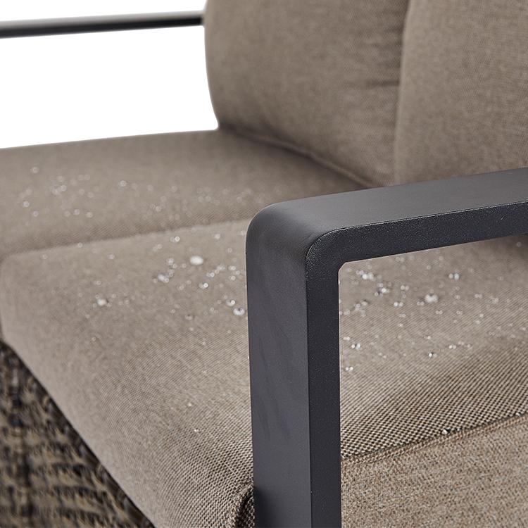 2021 новый продукт 4 шт. мебель роскошный сад патио плетеная мебель из ротанга наборы для ухода за кожей