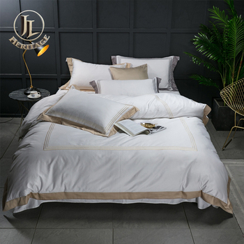 China Bed Linen Factory Comforter Bedding Bed Sheet 100% Cotton Sets