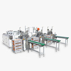 New High Speed Fully Automatic Disposable Surgical 3ply Textile Machinery Price In China Earloop Mask Making Machine