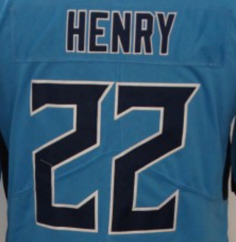 Derrick Henry Best Quality Stitched Jersey