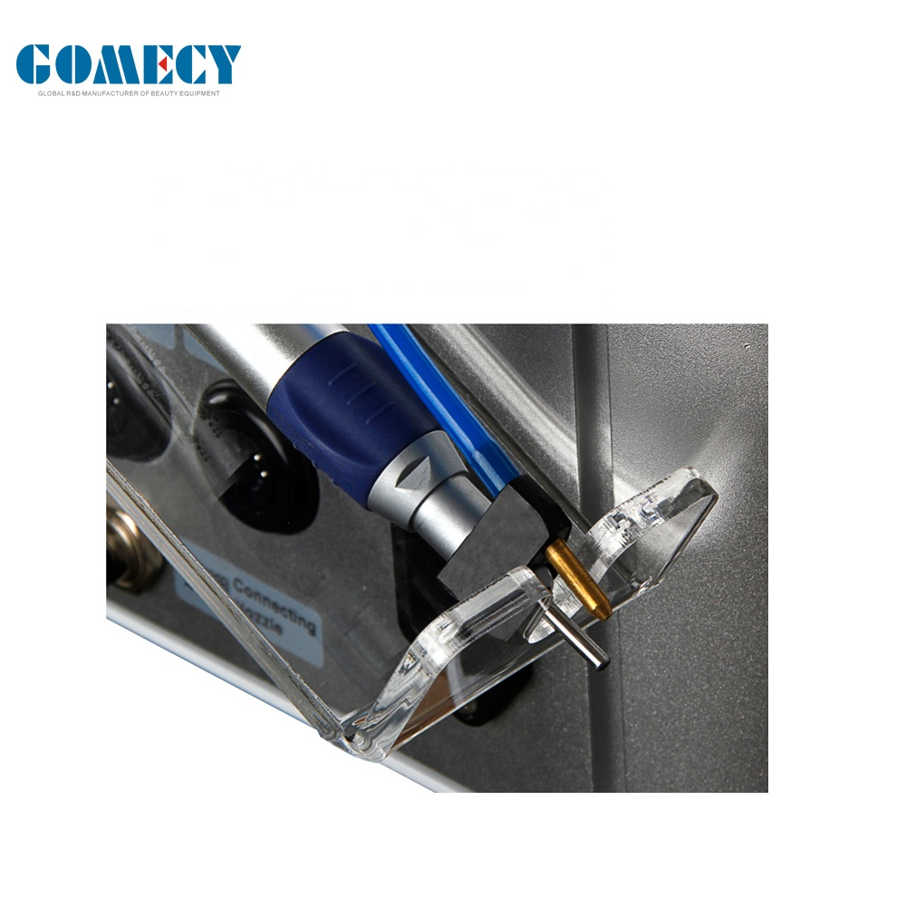 GOMECY 45000 RPM adjustable electric nail drill bits with water spray pedicure manicuring nail art tool