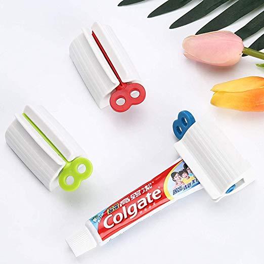 Диспенсер для зубной пасты, пластиковый выдавливатель для зубной пасты