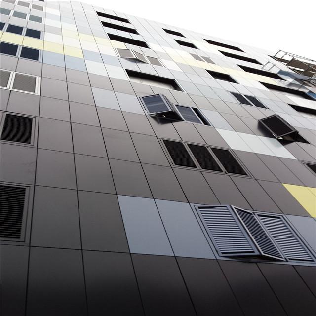 Aludream Высококачественная алюминиевая композитная панель Alucobond 1220x2440 мм acp/acm лист для наружной стены