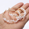 White lapis lazuli stone