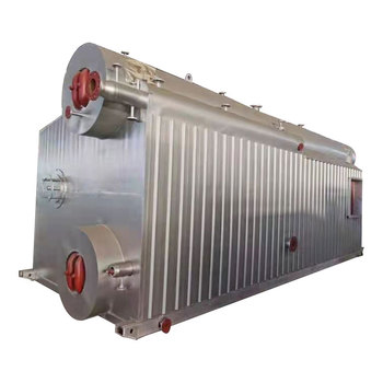 SZS Series Double Drums Big Capacity High Pressure Bar Industry SZS Gas Oil Steam Boiler