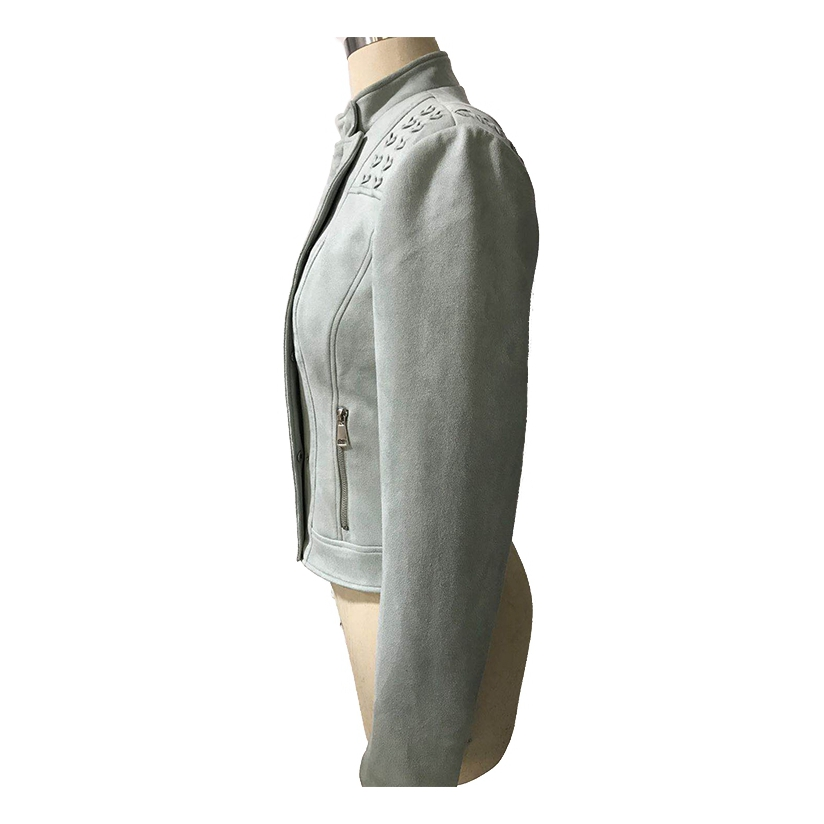 Supply Attractive Price Sport Workout Sports Jacket For Women