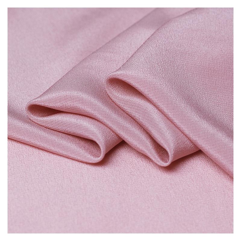 Оптовая продажа, фабричная хорошая цена, 100% Шелковая крепдешиновая ткань, чистый шелк