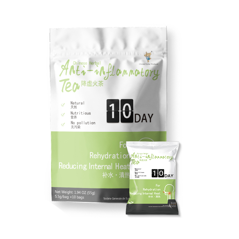 Making tea Regulating endocrine Antiphlogistic Nourish skin Goddesses tea - 4uTea | 4uTea.com