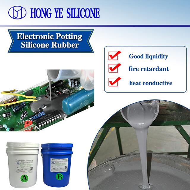High elasticity RTV2 silicone rubber air curing silicone liquid