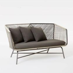 Новый дизайн, красивая уличная мебель, набор диванов из ротанга на заказ