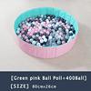 Green Pink Ball Poll+400 Ball