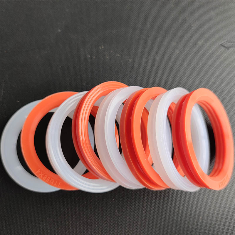 vacuum tube silicone seal ring for solar water heater