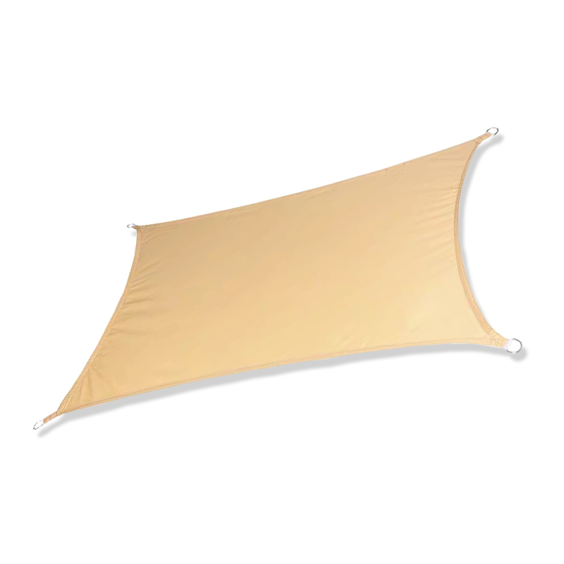 Custom PE anti UV outdoor wind waterproof shade sails