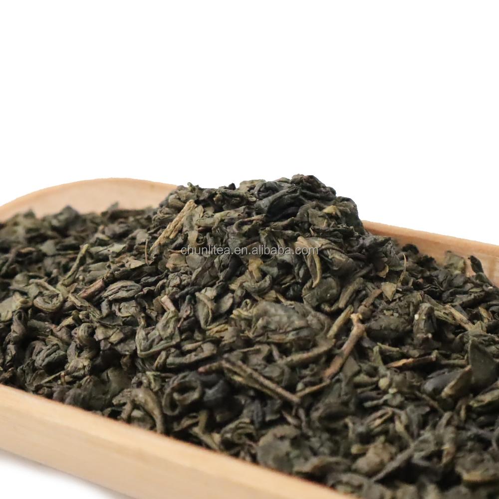 China Green Tea Gunpowder 3505C Factory Early Spring Organic Tea Slimming Tea Cold Drink - 4uTea | 4uTea.com