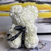 Молочно-белый white25cmNoBox