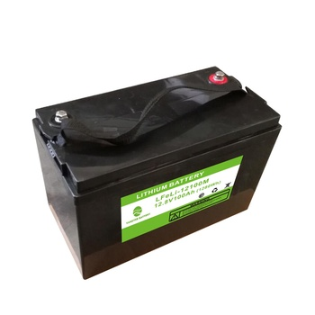 Yangtze 5000+ cycles 100ah 12v lifepo4 lithium battery with 5 years warranty