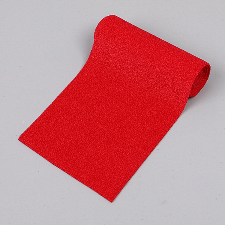 Durable High Quality Soft Brushed Fabric Baby Loop And Hook Fabric