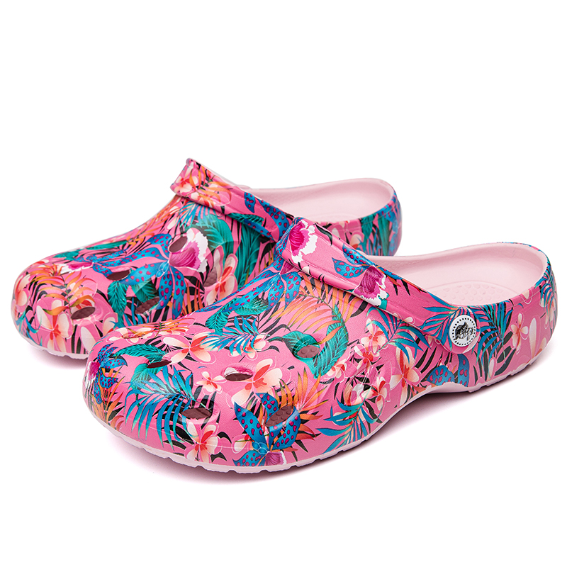 Factory Price Clogs Slippers Colorful soft Slipper Gardening Clogs Comfortable Plain Sandals Crocks for men Outdoor or Indoor