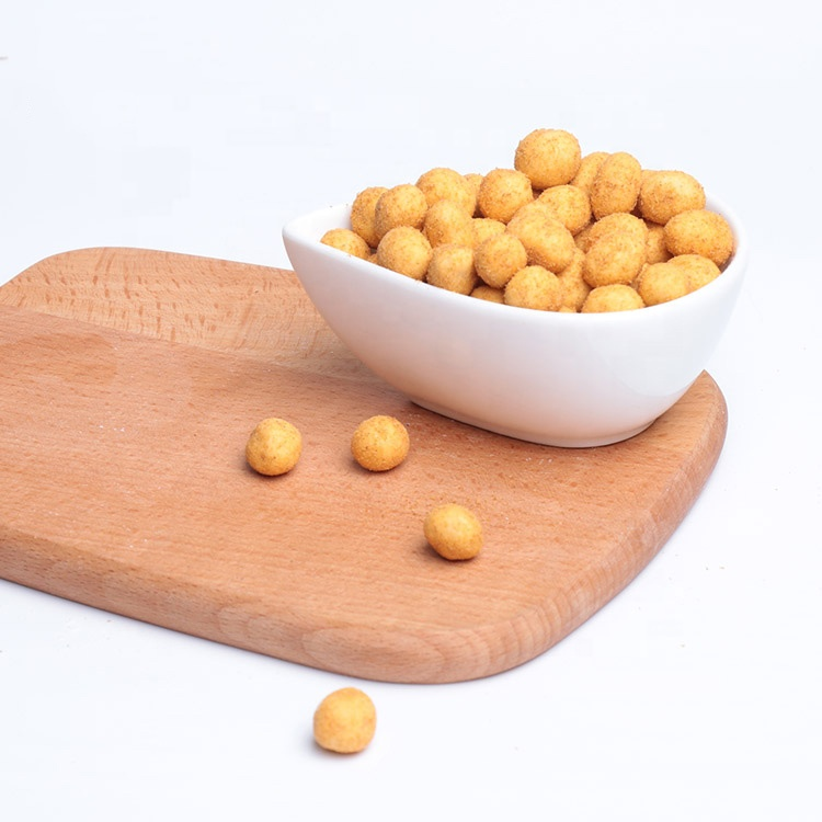 Wholesale Healthy Snack Chilli Roasted Peanuts With BRC/HACCP/HALAL