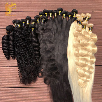 Free Sample Hair Bundle Raw Virgin Cuticle Aligned Hair,Human Hair Weave Bundle,Wholesale Raw Brazilian Virgin Human Hair Vendor