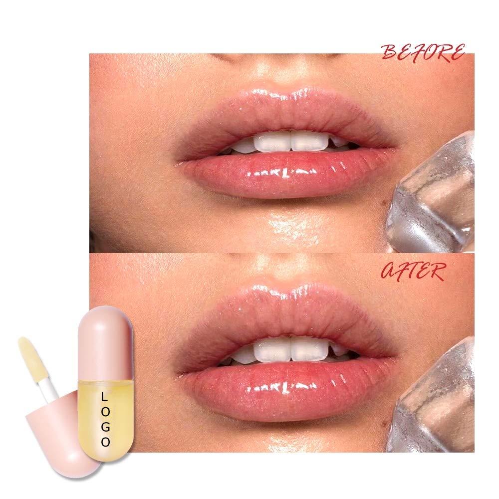 Фирменная торговая марка OEM, пухните ваши губы, самый продаваемый увлажняющий пухлер для губ