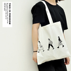 Cotton Tote Bag Cotton Tote Bags Wholesale Custom Print Shopping Cotton Canvas Tote Bag