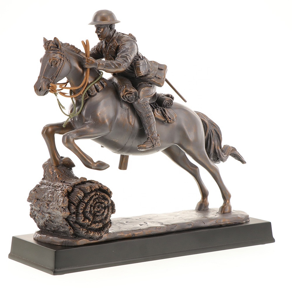 Bsci Factory Customized Polyresin Gift And Craft,Home Decor Resin Sculpture  Light Horse Statue For Souvenir   Buy Resin Light Horse Statue,Wholesale ...