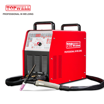 high frequency 250A aluminum tig welding machine MASTERTIG-250AC ac dc tig welder