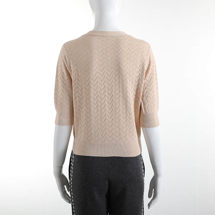 fashion custom knit sweater casual knitted long sweater cardigan for women