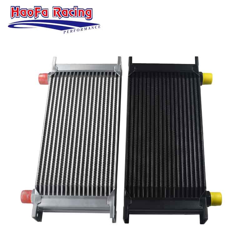 HaoFa Universal Tuning Engine Transmission Stacked Plate Oil Cooler
