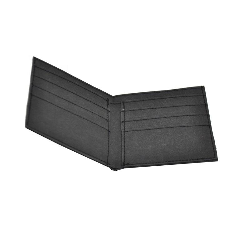 Новый бумажник из крафт-бумаги, дорожный моющийся бумажник из Веганской крафт-бумаги