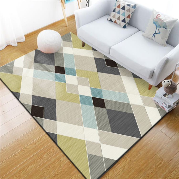 living room bedroom fashion design top quality floor 3d rugs carpets for sale