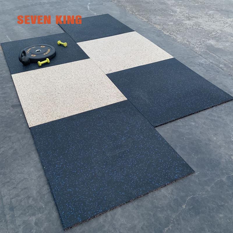 Wholesale high density gym rubber mat