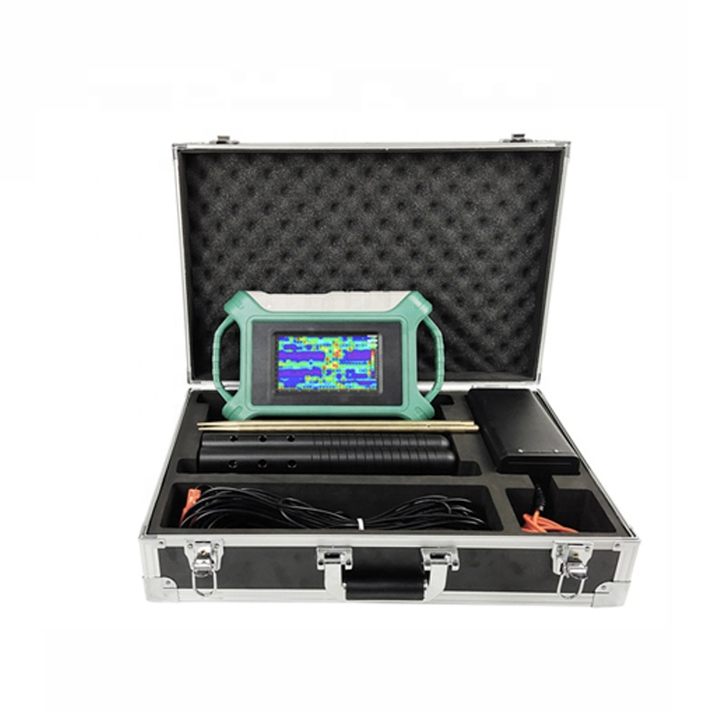 ADMT-300S-X Screen Touch Depth Adjustable Water Detector for 300m