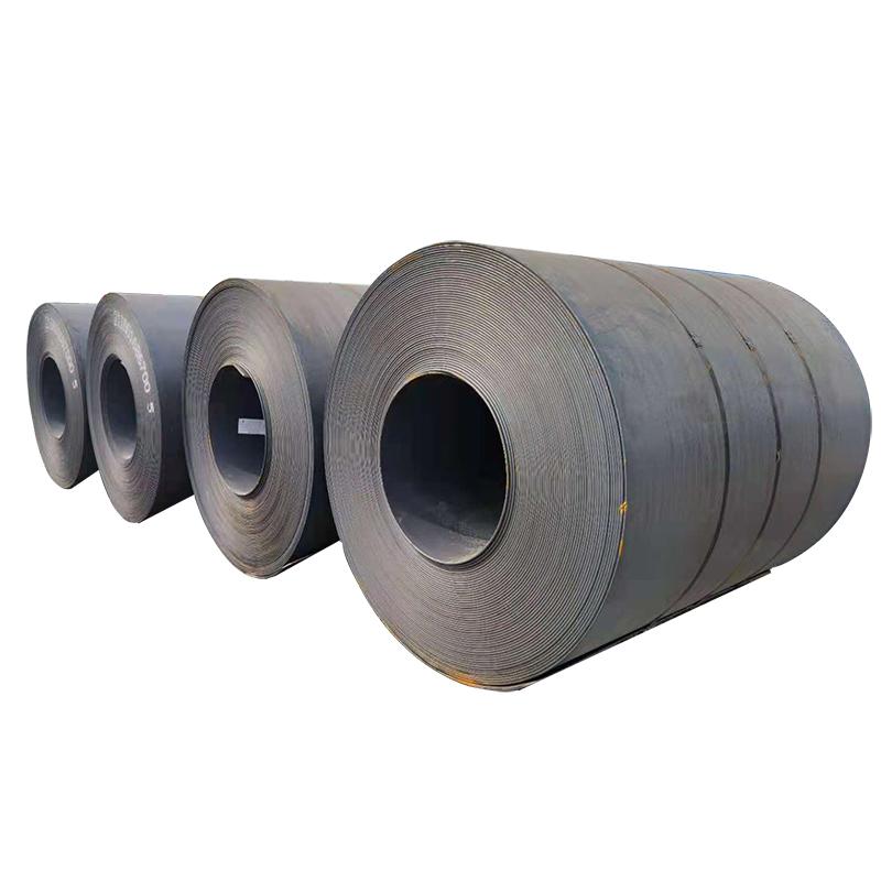 Steel Round Bar Coil Hot Roll Steel Coil Non Galvanized